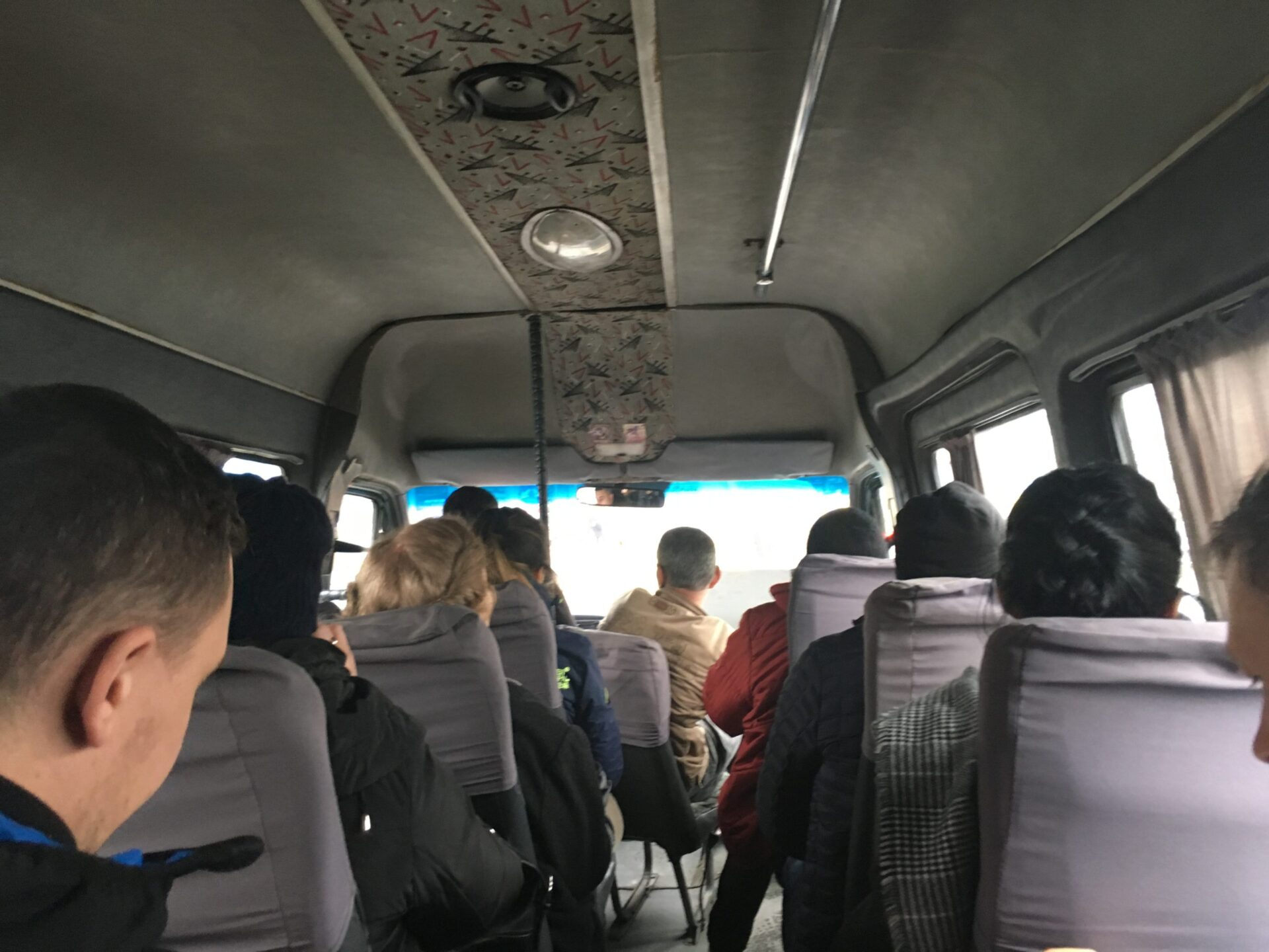 【ムツヘタ】ジョージアにある世界遺産の街ムツヘタまでのマルシュルートカでの行き方
