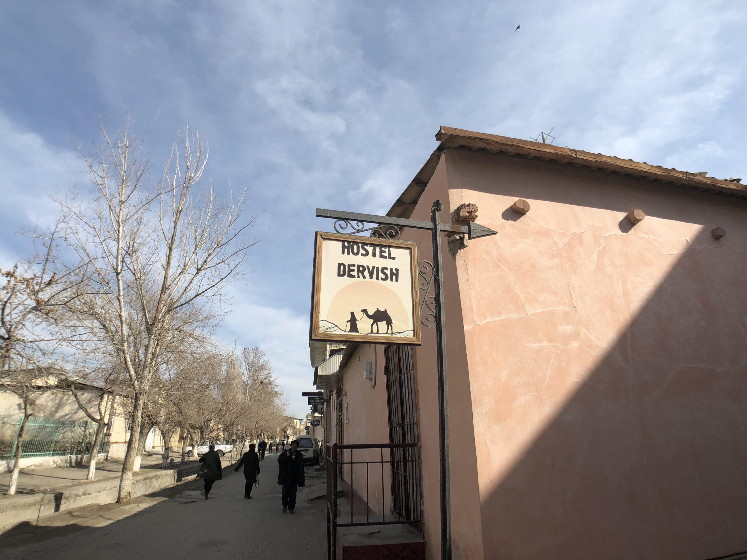 【ブハラ】ウズベキスタンの世界遺産の街ブハラのオススメの宿