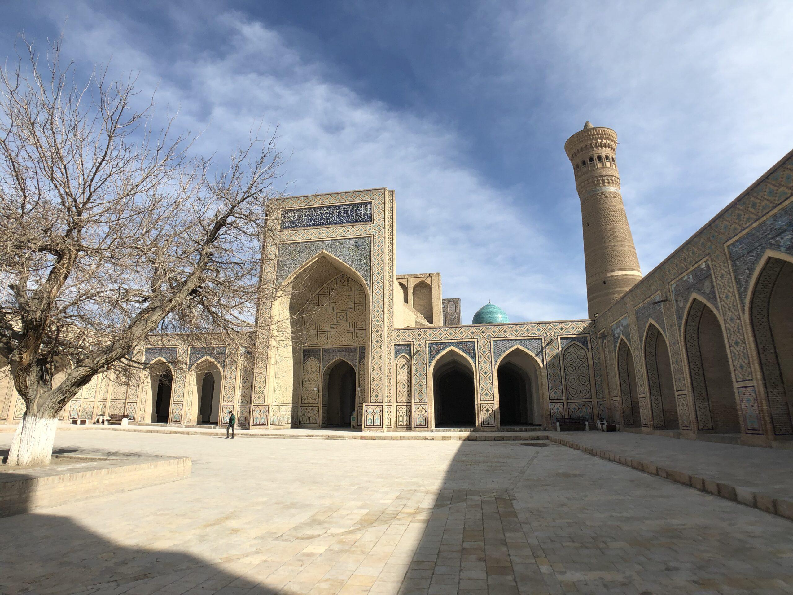 【ブハラ】ウズベキスタンの世界遺産の街ブハラの観光スポットを紹介します!